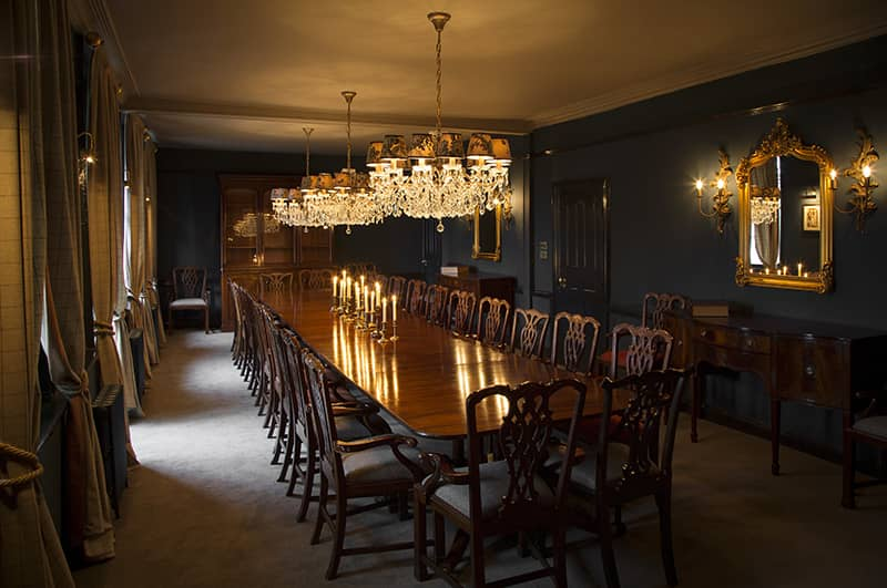 Private dining room the albion pub for Best private dining rooms uk
