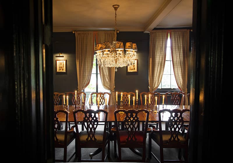 private dining room - the albion pub